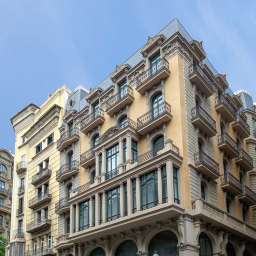 The Assets Named Girona 2 And Via Laietana 4 Were Office Buildings With Residential Use This Successful Disposal Was A Clear Example Of Barcelonas